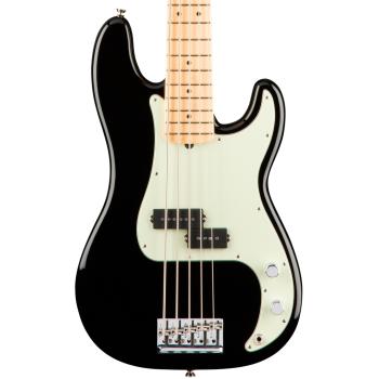 Fender American Pro Precision Bass V MN Black