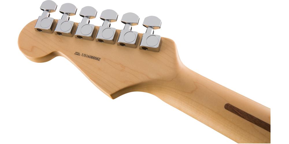 Fender AM Pro Strat Ash HSS MN SSB mastil back