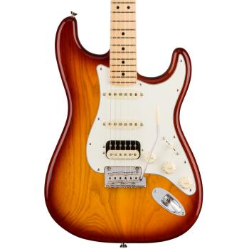 Fender American Pro Stratocaster MN HSS Sienna