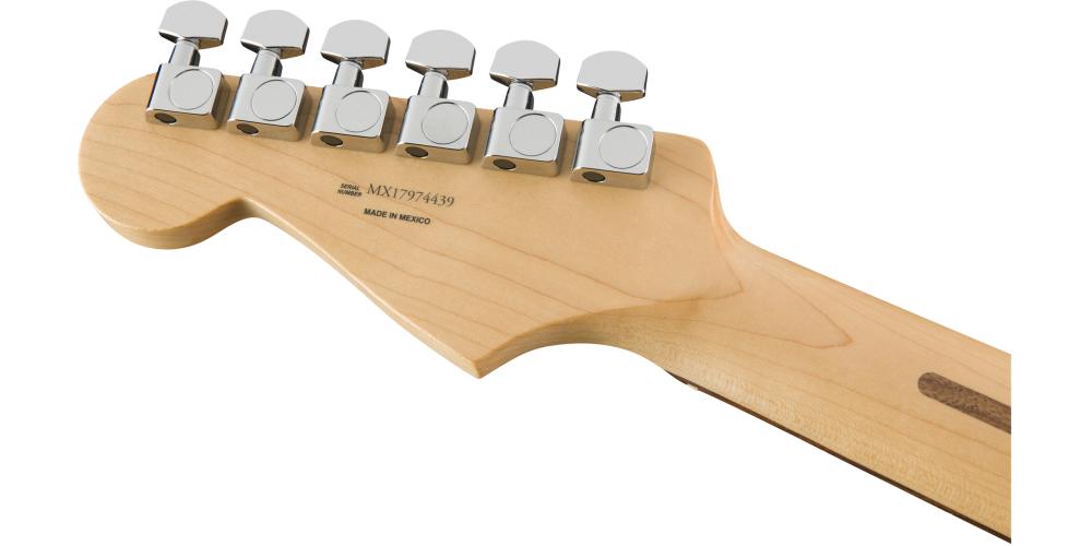 Fender Player Series Strat PF PWT mastil back