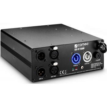 CAMEO SB 6T RDM Splitter/amplificador DMX/RDM de 6 canales