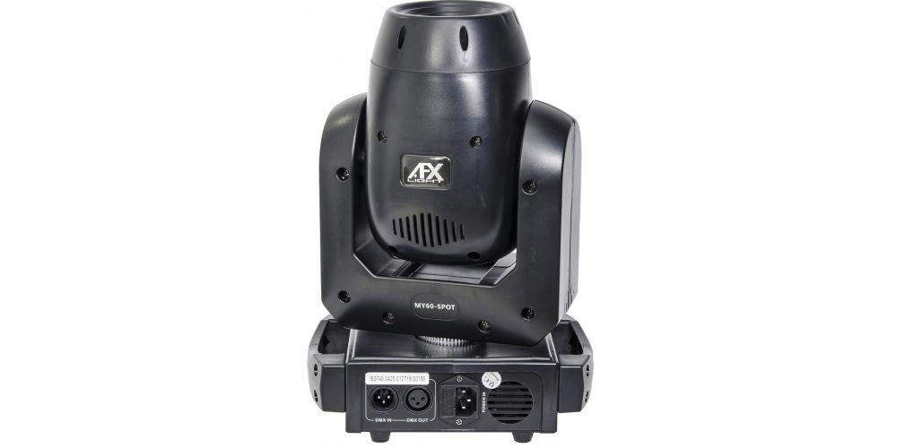 cabeza movil AFX Light MY 60 Spot