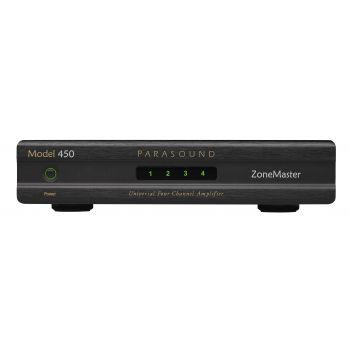 Parasound ZoneMaster 450 Amplificador Universal de 4 canales