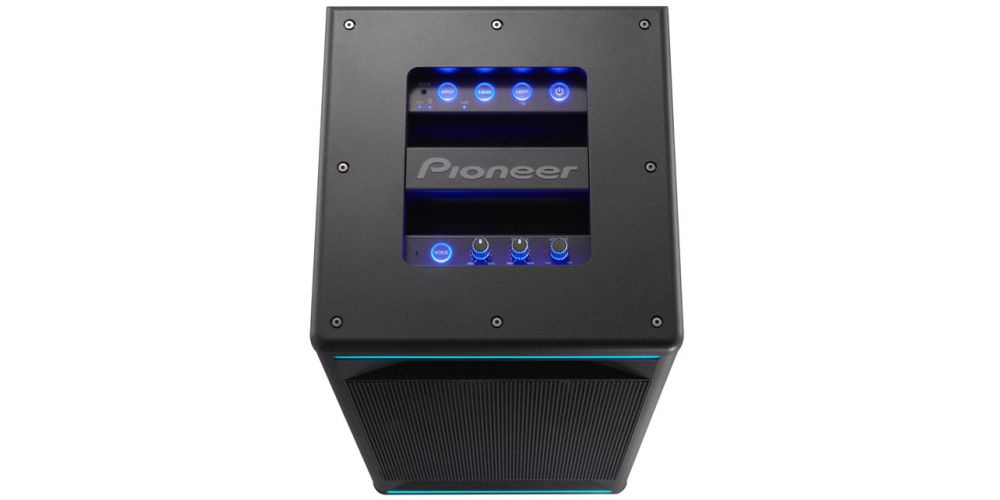 Pioneer Club 7 Black Altavoces Autoamplificados Bluetooth XW SX70 BK club7