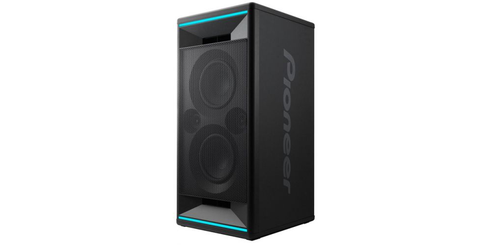 Pioneer Club 7 Black Altavoces Autoamplificados Bluetooth XW SX70 BK