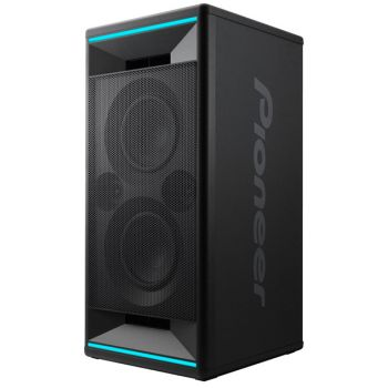 Pioneer Club 7 Black Altavoz Autoamplificado Bluetooth Color Negro XW-SX70-H