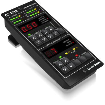 TC Electronic TC1210-DT Plugin Control Remoto
