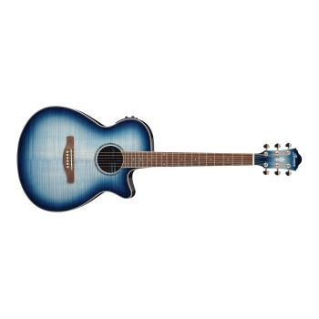 Ibanez AEWC400-IBB Guitarra Acústica Electrificada