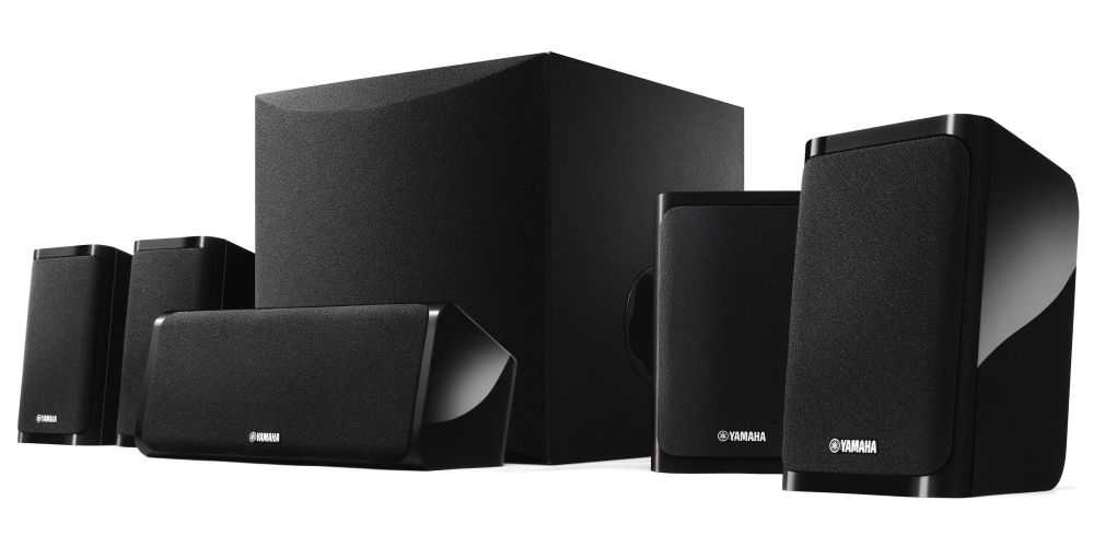 yamaha nsp41 altavoces home cinema
