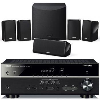 Yamaha YHT-4854, Receptor AV RXV-485 + Altavoces Home Cinema NS-P41
