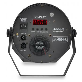 Audibax Dallas 180 Mk2 Foco LED RGBW 18x10w 4 in 1