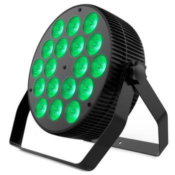 Audibax Dallas 180 Mk2 Foco LED RGBW 18x10w. 180W 4 in 1