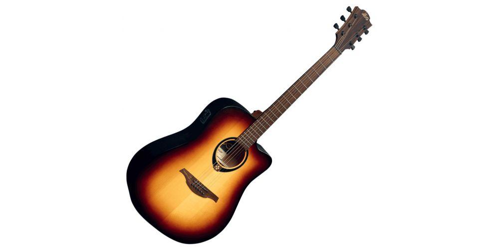 lag t70dce brb guitarra electro acústica