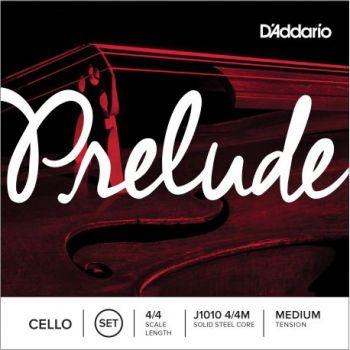 D´addario J1010 Cuerda para violonchelo 4/4, tensión media