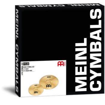 Meinl HCS1418 Pack de Platos HCS