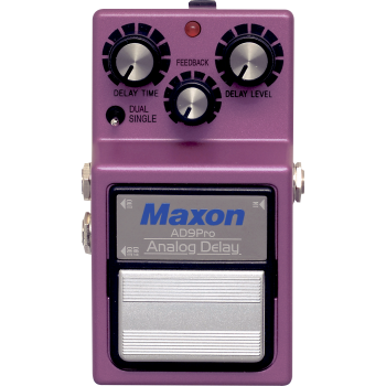 Maxon AD-9 Pro Analog Delay Pedal Efectos Guitarra