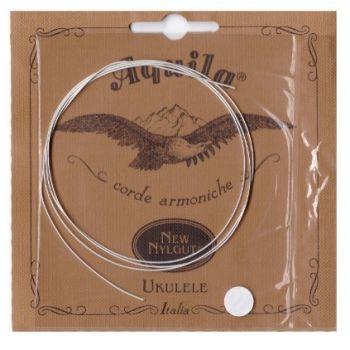 Aquila 6-U Cuerda 4ª Entorchada Ukelele Soprano Low G