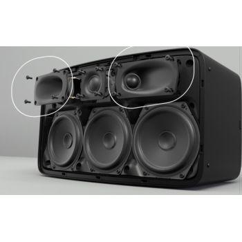 Sonos Five Black Altavoz Inalambrico Alta calidad  Negro