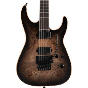 Jackson LTD MK SL2-P EB Transparent Black