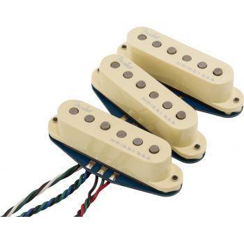 Fender Ultra Noiseless Strat Vintage Set de Pastillas para Guitarra Eléctrica