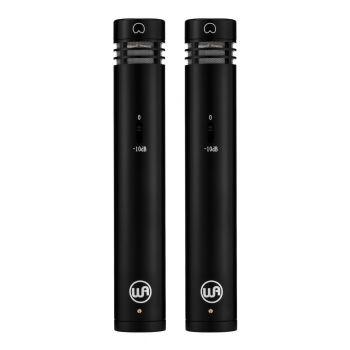 Warm Audio WA-84 Micrófono Condensador Set 2 Unidades Black