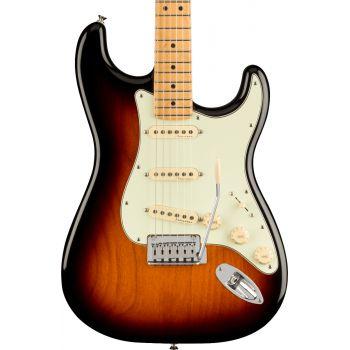 Fender Player Plus Stratocaster MN 3-Tone Sunburst. Guitarra Eléctrica