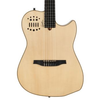 GODIN Multiac Nylon Natural. Guitarra Acústica + Funda