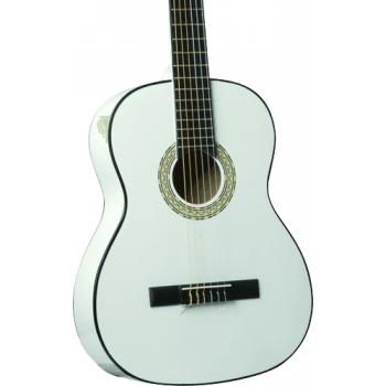Eko CS-10 Blanco Guitarra Clasica