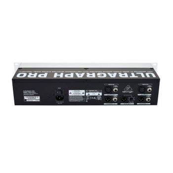 BEHRINGER FBQ3102 HD Ecualizador Behringer FBQ-3102 HD