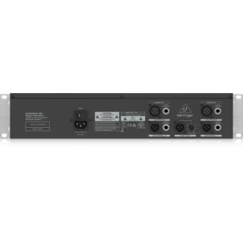 BEHRINGER FBQ3102 HD Ecualizador gráfico estéreo