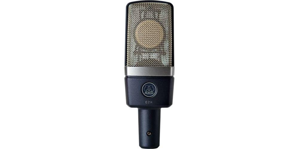 AKG C 214 microfono estero