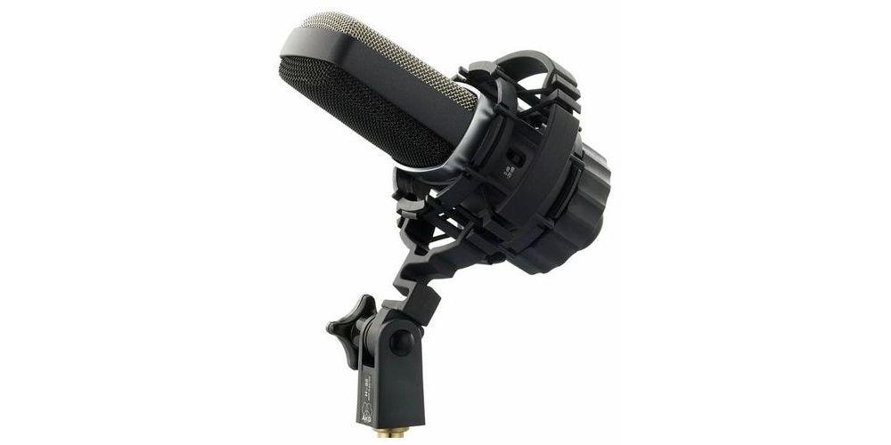 AKG C-214 ST Microfono Condensador  Kit 2 Micros. Studio Vocal  C214