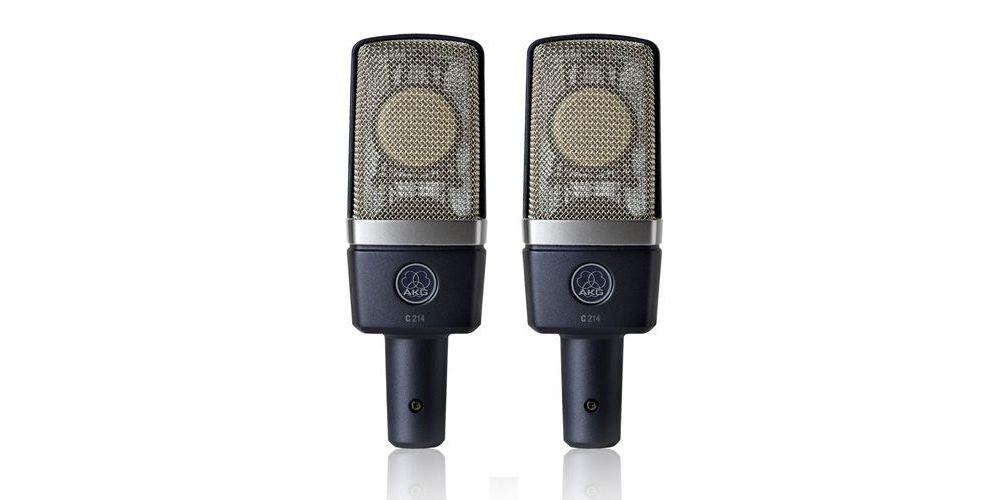 akg c214 stereo kit