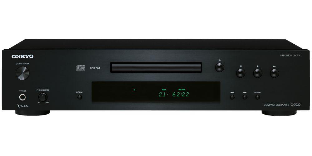 onkyo C 7030 bk compact disc black