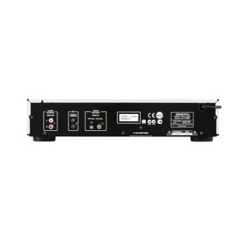 ONKYO C-7030  Compact Disc, Negro