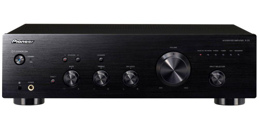 pioneer a 20 k amplificador a20k