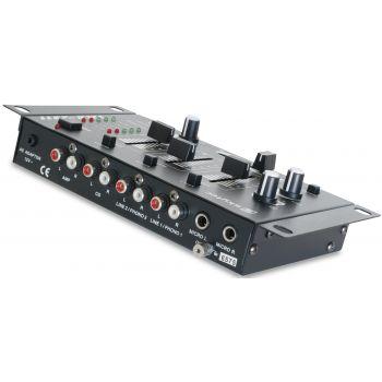 SKYTEC STM-2211B Mezclador 4 canales Negro 172972