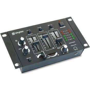 SKYTEC STM-2211B Mezclador 4 canales Negro172972