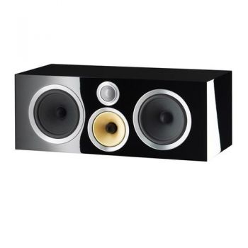 B&W CM CENTRE 2 S2  Gloss Black Altavoz Central UND