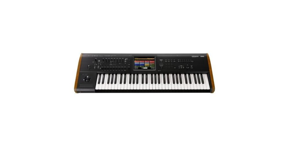 korg kross61 version 2015