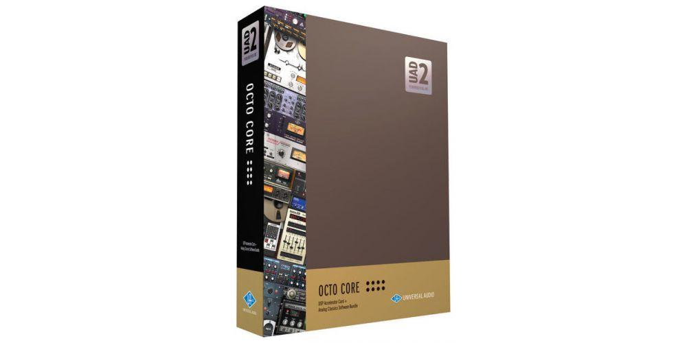 universal audio uad2 octo core pcie box