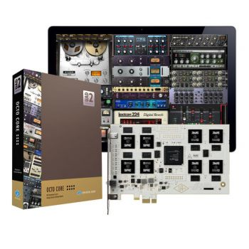 Universal Audio UAD2 Octo Core PCIe expansion