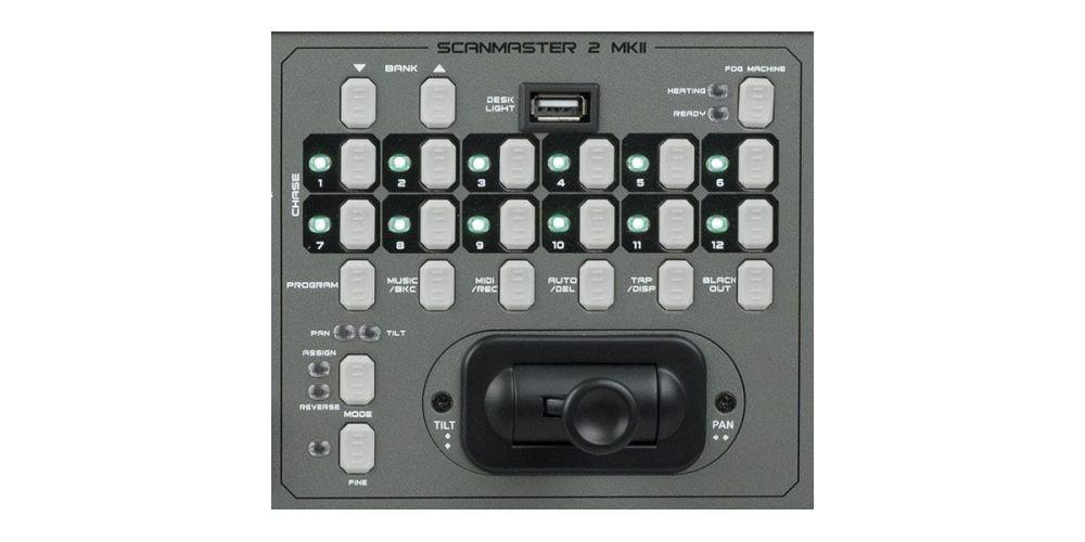 showtec scanmaster 2 mkii 50333 precio