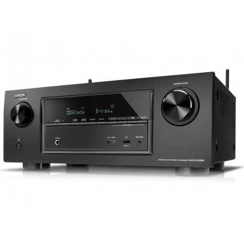 DENON AVR-X3200 Receptor Home Cinema 3D
