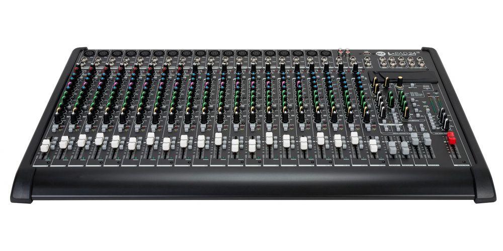 RCF LPAD 24CX USB Mesa de Mezclas