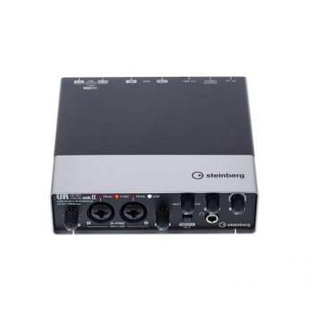 Steinberg UR22 MK2 USB Interface de Audio MIDI ( REACONDICIONADO )