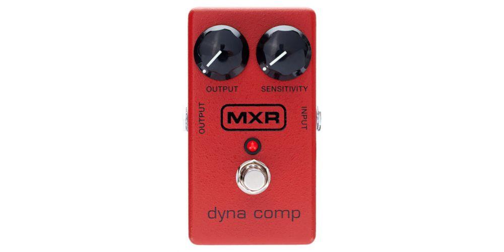 dunlop mxr m102 dyna comp front