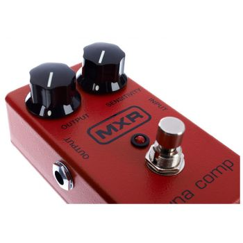 MXR M102 Dyna Comp Compressor Pedal Guitarra