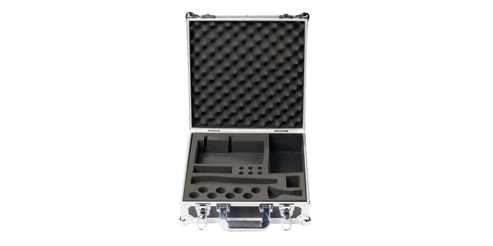 dap audio case for er1193 wireless mic d7430b front
