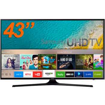 SAMSUNG UE43KU6000 Tv Led UHD 4K 43 Smart Tv